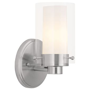 Livex Lighting Manhattan 1 Light Vanity Light