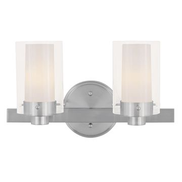 Livex Lighting Manhattan 2 Light Vanity Light