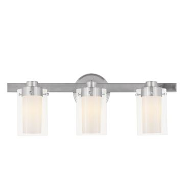 Livex Lighting Manhattan 3 Light Vanity Light