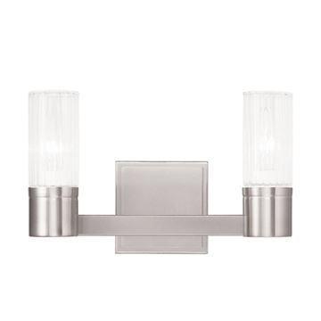 Livex Lighting Midtown 2 Light Vanity Light