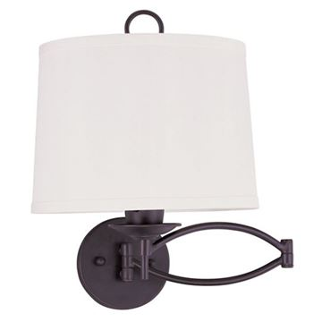 Livex Lighting Mini Swing Arm Wall Lamp