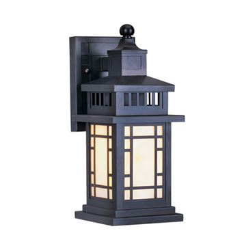 Livex Lighting Mirror Lake Outdoor 12 1/2 Inch Wall Lantern