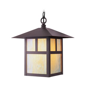 Livex Lighting Montclair Mission Outdoor 13 Inch Chain Hang Light