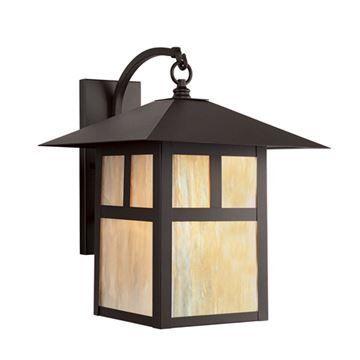 Livex Lighting Montclair Mission Outdoor 17 Inch Wall Lantern