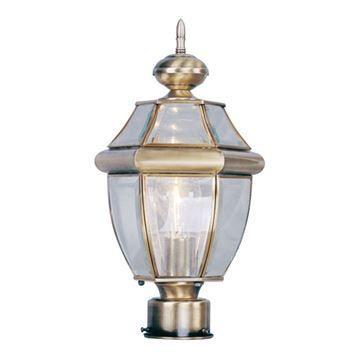 Livex Lighting Monterey Outdoor Post Head Light