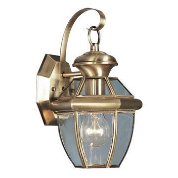 Livex Lighting Monterey Outdoor Wall Lantern