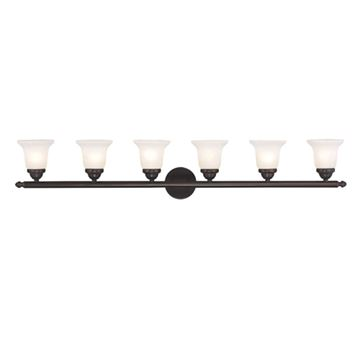 Livex Lighting Neptune 6 Light Vanity Light