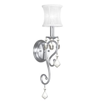 Livex Lighting Newcastle 1 Light Wall Sconce