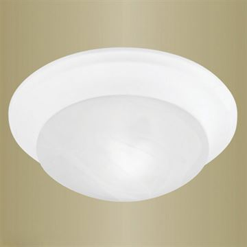 Livex Lighting Omega 16 1/2 Inch Flush Ceiling Light