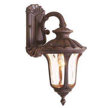 Livex Lighting Oxford 16 1/4 Inch Outdoor Wall Lantern