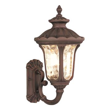 Livex Lighting Oxford 18 Inch Outdoor Wall Sconce