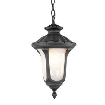 Livex Lighting Oxford 20 1/2 Inch Outdoor Chain Hang Light