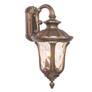 Livex Lighting Oxford 22 Inch Outdoor Wall Lantern