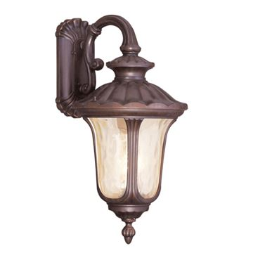 Livex Lighting Oxford 28 Inch Outdoor Wall Lantern