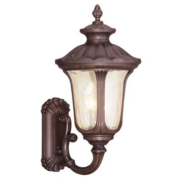 Livex Lighting Oxford 28 Inch Outdoor Wall Sconce