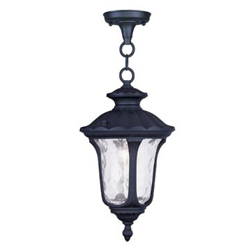 Livex Lighting Oxford Outdoor 14 Inch Chain Hang Light