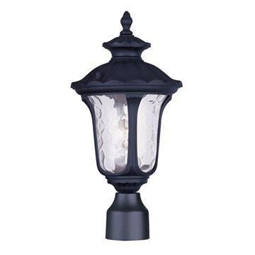 Livex Lighting Oxford Outdoor 15 1/2 Inch Post Head Light