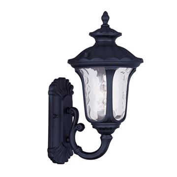 Livex Lighting Oxford Outdoor 15 1/2 Inch Wall Sconce