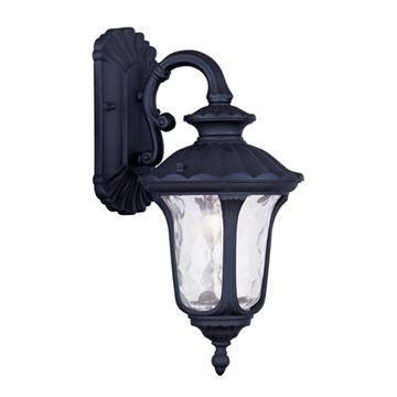 Livex Lighting Oxford Outdoor 16 1/4 Inch Wall Lantern