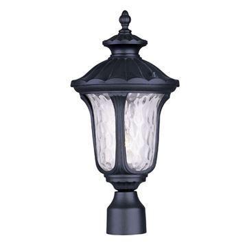 Livex Lighting Oxford Outdoor 19 Inch Post Head Light