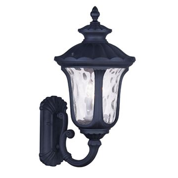 Livex Lighting Oxford Outdoor 22 Inch Wall Sconce
