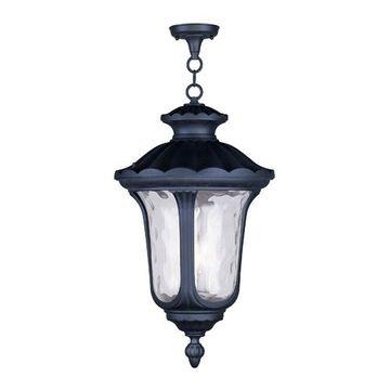 Livex Lighting Oxford Outdoor 26 Inch Chain Hang Light