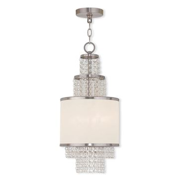 Livex Lighting Prescott 2 Light Mini Chandelier