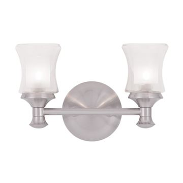 Livex Lighting Randolph 2 Light Vanity Light