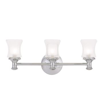 Livex Lighting Randolph 3 Light Vanity Light