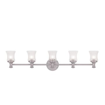 Livex Lighting Randolph 5 Light Vanity Light