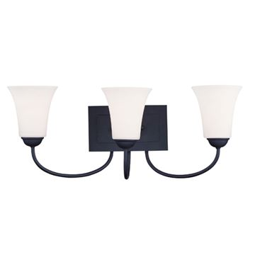 Livex Lighting Ridgedale 3 Light Vanity Light