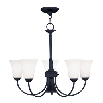 Livex Lighting Ridgedale 6 Light Chandelier