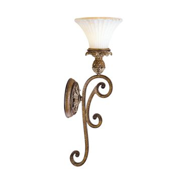Livex Lighting Savannah Tall Wall Sconce