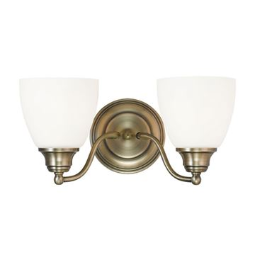 Livex Lighting Somerville 2 Light Vanity Light
