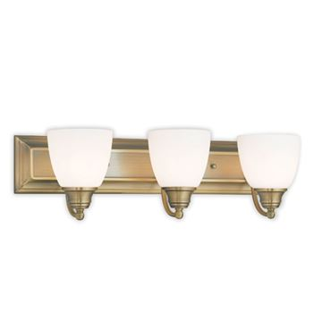Livex Lighting Springfield 3 Light Vanity Light