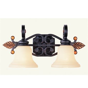 Livex Lighting Tuscany 2 Light Vanity Light