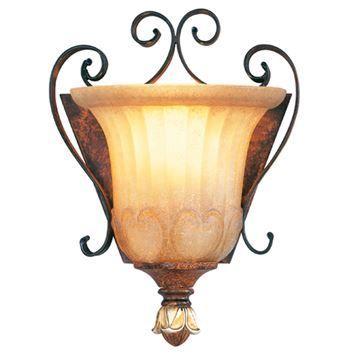 Livex Lighting Villa Verona 9 1/2 Inch Wall Sconce