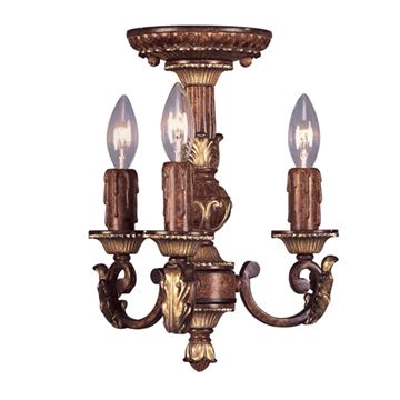 Livex Lighting Villa Verona Mini Chandelier