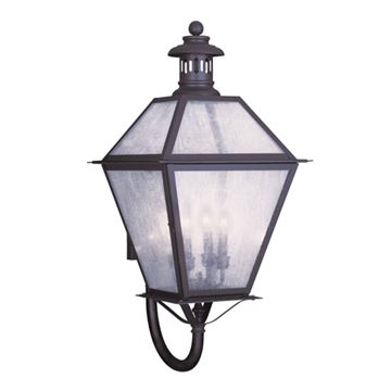 Livex Lighting Waldwick Outdoor 15 Inch Wall Lantern