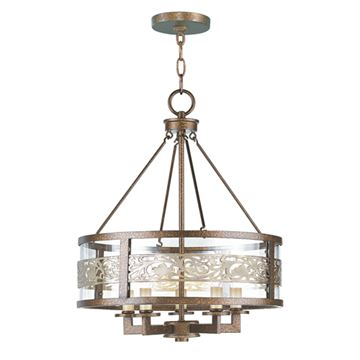 Livex Lighting Waverly 5 Light Chandelier