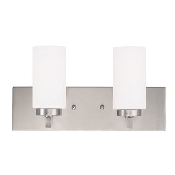 Livex Lighting West Lake 2 Light Vanity Light