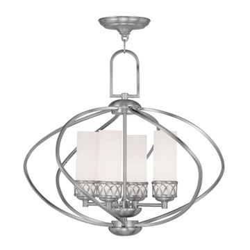 Livex Lighting Westfield 4 Light Chandelier