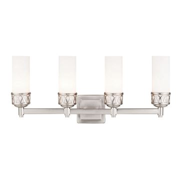 Livex Lighting Westfield 4 Light Vanity Light