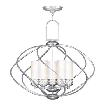 Livex Lighting Westfield 5 Light Chandelier