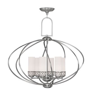 Livex Lighting Westfield 6 Light Chandelier