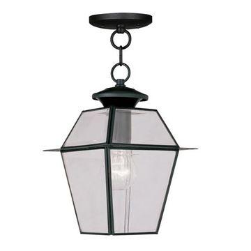 Livex Lighting Westover Outdoor 11 1/2 Inch Chain Hang Light