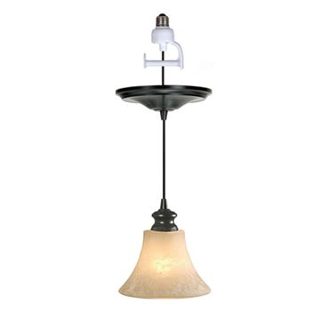 Worth Home Instant Pendant Light With Scavo Shade
