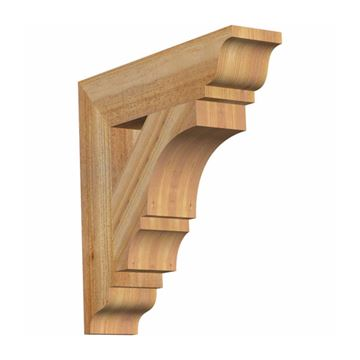 Restorers Rustic Balboa Traditional Bracket