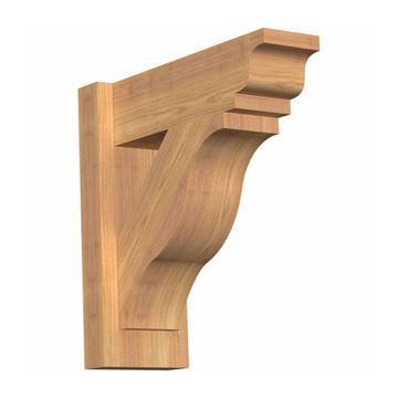 Restorers Rustic Funston Outlooker Bracket