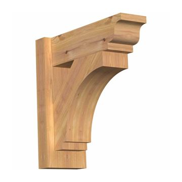 Restorers Rustic Imperial Outlooker Bracket